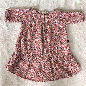 Toddler girls floral dress